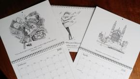il calendario mapachampa 2018 perKNGO!